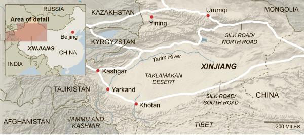 Penn Museum Blog Kashgar Revival Penn Museum