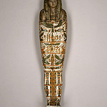 Nebnetcheru Coffin Lid from Thebes, ca. 1085-730 BCE