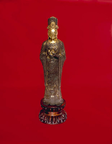 Statuette from the Liao Dynasty