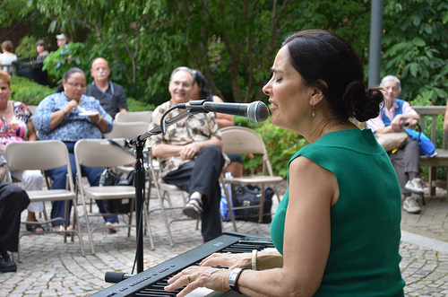 Penn Museum's Summer Nights concert series featuring MINAS
