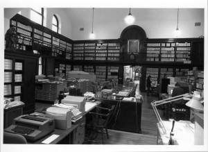 The Penn Museum Archives, ca. 1995