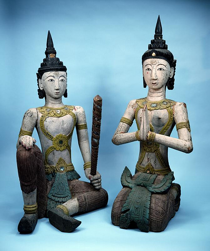 Sculpture from Northern Thailand