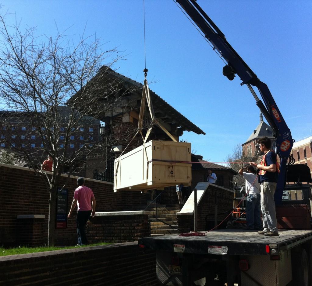 crane crate