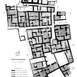 Ur excavation area EM, domestic architecture: published in UE7 1976, plate 122