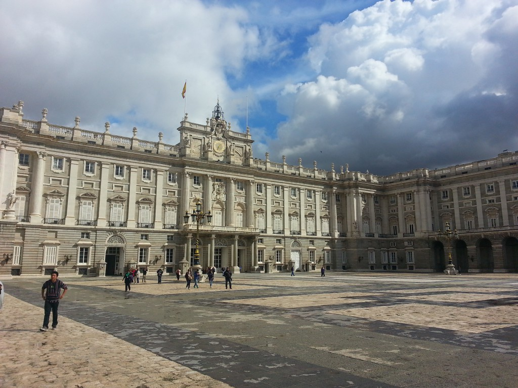 Having finished on time, we had the opportunity to explore the Prado, Reina Sophia, and the Palacio Real de Madrid (pictured here).