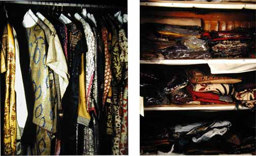 Textile storage in 1978