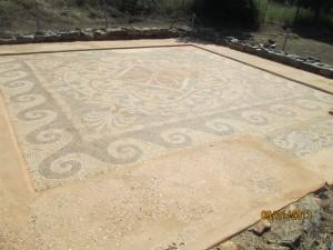 mosaic maroneia