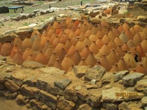 amphorae zone