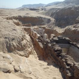 Excavation site