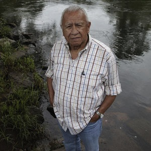 Billy Frank Jr., Nisqually Tribe (1930-2014).