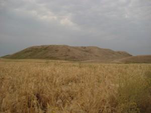 The tell of Qasr Shemamok