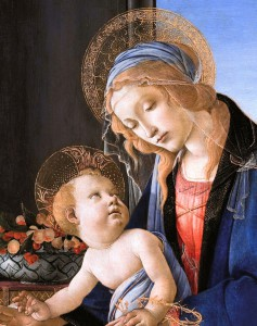botticelli madonna book