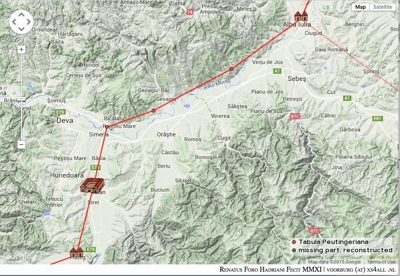 Post 1 Map 1