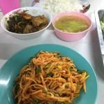 Traditional Karen food in Bangkok