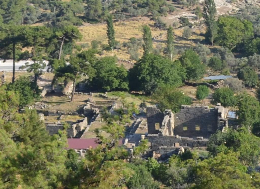 Andron A, Labraunda, Turkey. Photo Credit: Anna Sitz