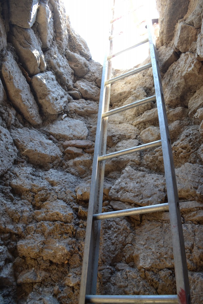 Byzantine Cistern, Corinth (Photo: Author)