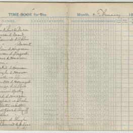 Nippur Timebook