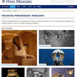 The Digital Penn Museum 2017 -