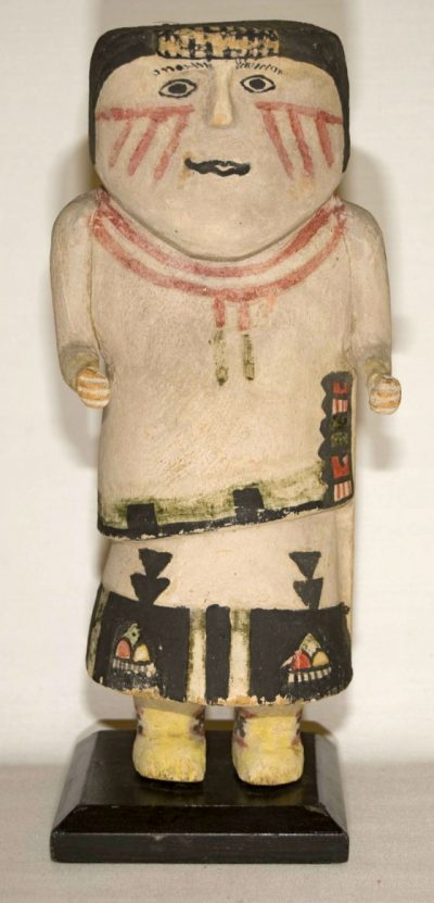 Penn Museum Blog Butterfly Maiden Katsina What Makes An Object