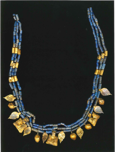 Diadem found in PG 1130