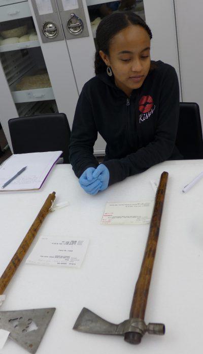 Penn Museum Blog | Investigating a Pipe Tomahawk - Penn Museum
