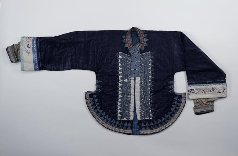 Zhuang Embroidered Jacket