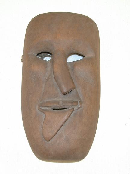 False Face Mask - 70-9-135   Collections - Penn Museum