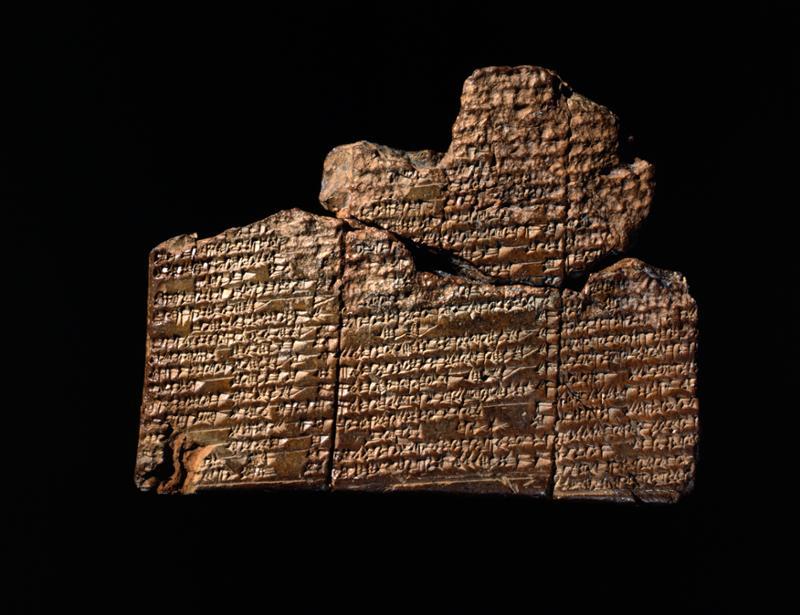Tablette de la Genèse d'Eridu