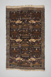 Battleground: War Rugs from Afghanistan now on view at the Penn Museum