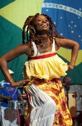 Adrienne dance