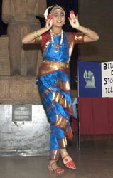 Bharathiya Dancer
