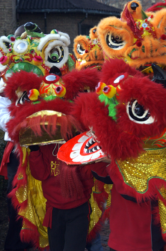 CHINESE NEW YEAR @ THE PENN MUSUEM