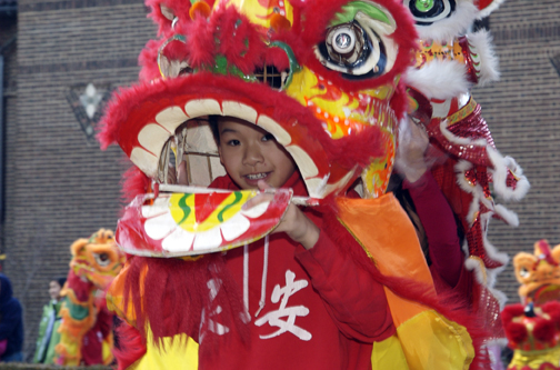 Penn Museum's Chinese New Year celebration
