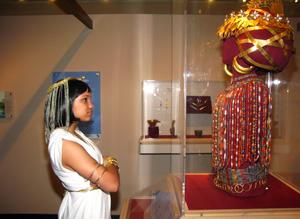 Cleopatra meets Pu-Abi