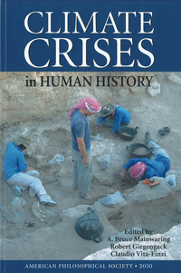 ClimateCrises in Human History book cover