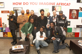 Hip Hop Artists at the Penn Museum