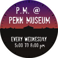 PM @ Penn Museum_galleries open late!