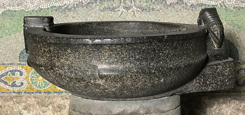 Photo of Libation vessel
