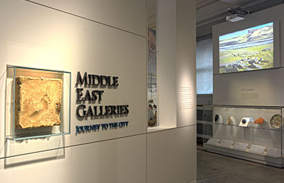 Middle East Galleries