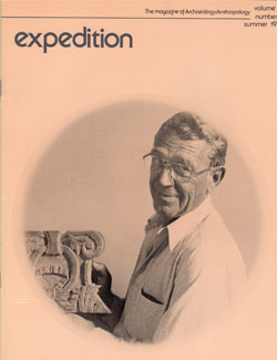 Expedition Volume 18, Number 4 Summer 1976