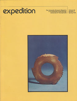Expedition Volume 2, Number 3 Spring 1960