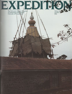 Expedition Volume 26, Number 3 Spring 1984