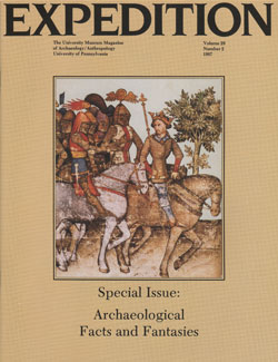 Expedition Volume 29, Number 2 Summer 1987