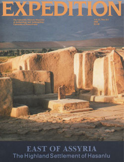 Expedition Volume 31, Number 2 - 3 Summer/Winter 1989