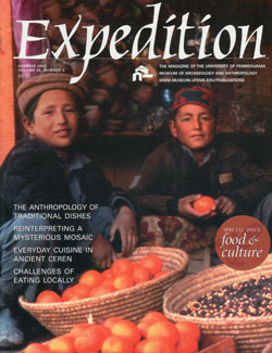 Expedition Volume 45, Number 2 Summer 2003