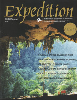 Expedition Volume 47, Number 3 Winter 2005