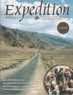 Expedition Volume 48, Number 3 Winter 2006