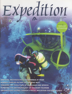 Expedition Volume 49, Number 2 Summer 2007