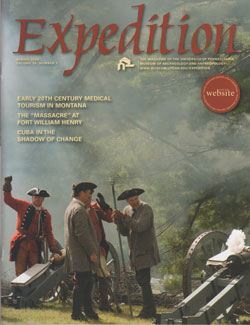 Expedition Volume 50, Number 1 Spring 2008