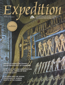 Expeiditon magazine